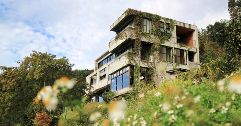 與自然一起生活!住進全台10間山林、海景「渡假型旅宿」