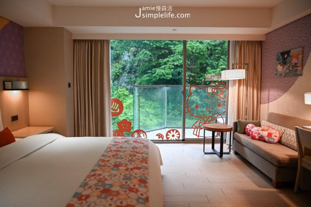 台東知本金聯世紀酒店 Hello Kitty主題雙人房