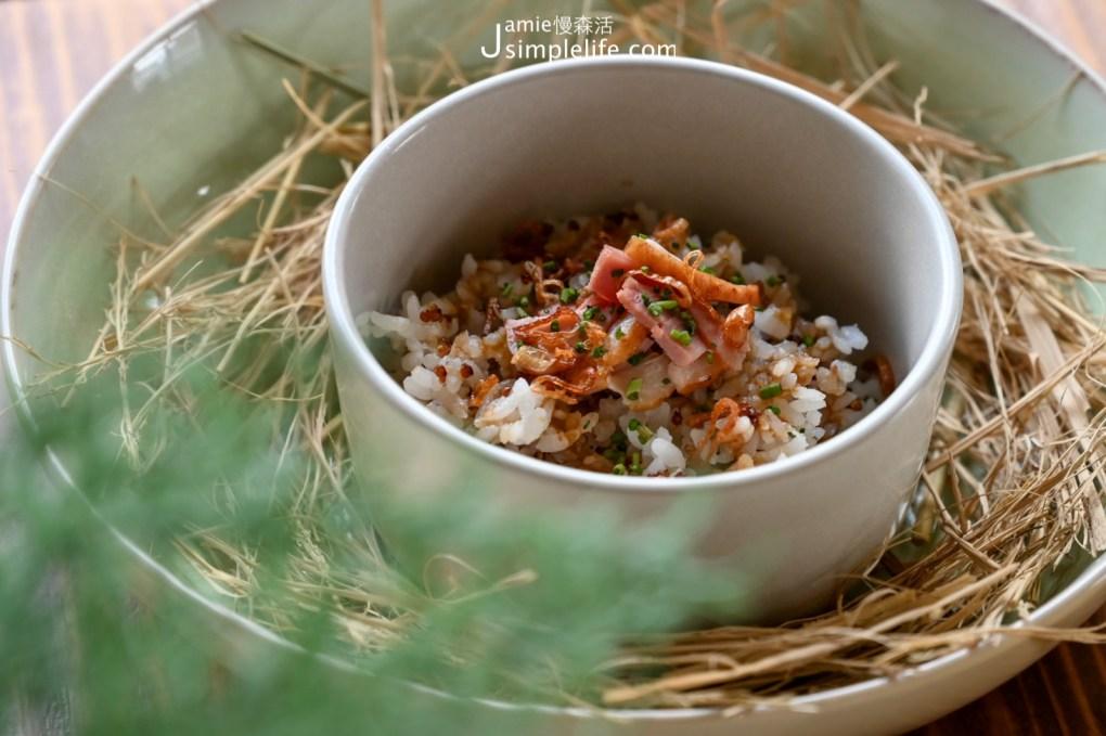 宜蘭神農青舍晚餐套餐 神農禾稻鴨米飯