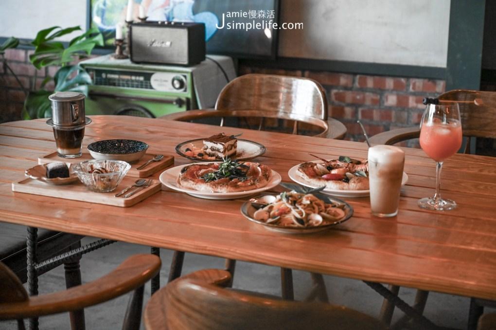 宜蘭蘇澳1之2号用餐環境 餐點