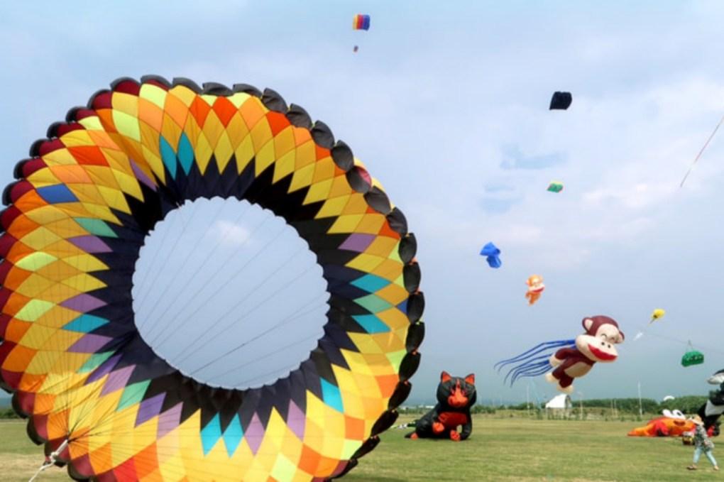 2021新竹市國際風箏節,三大重點搶先看、預約報名線上看