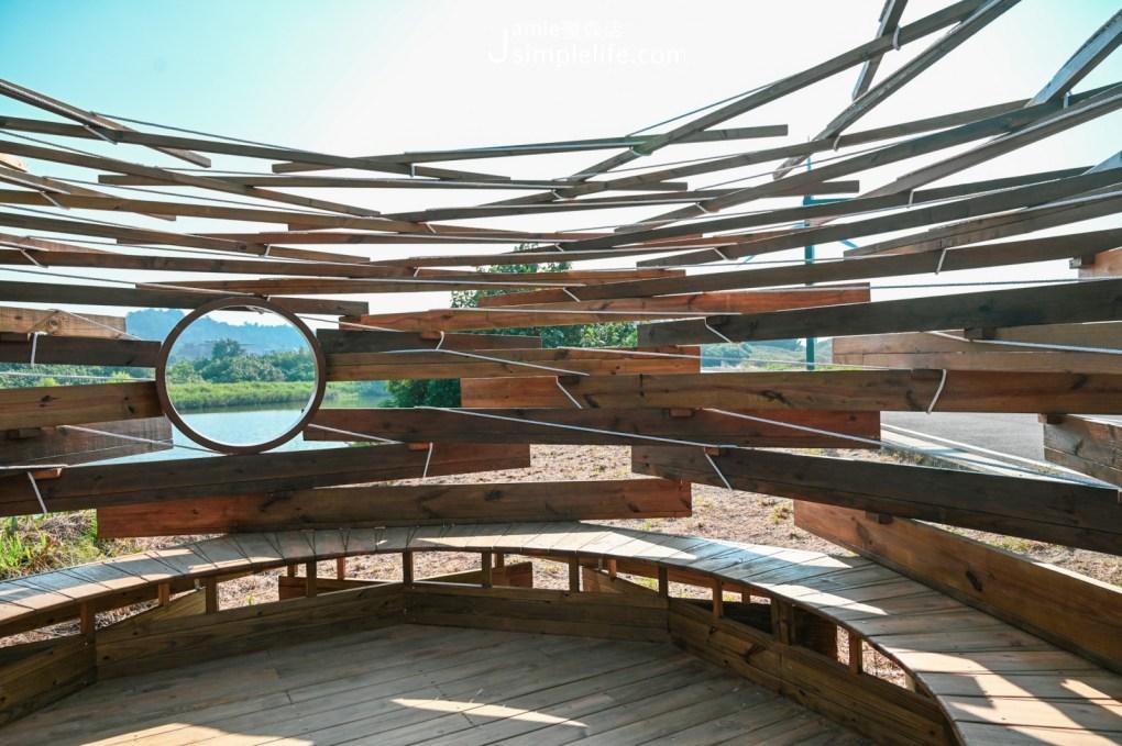 新竹香山區 2021香山濕地藝術季 7.築巢計畫IV白鶺鴒