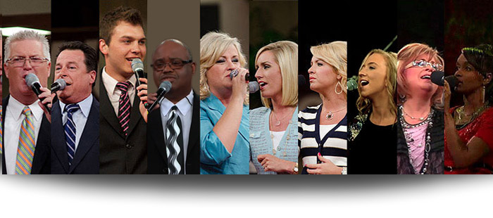 Family Worship Center Singers, Baton Rouge