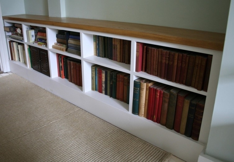 Short Long And Bookcase