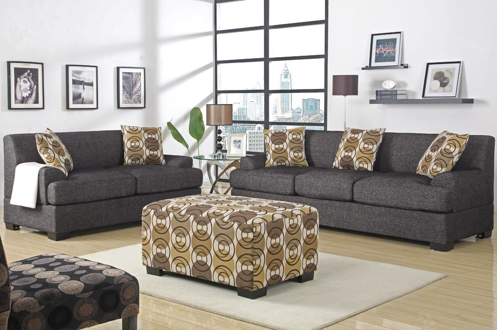 2021 Best of Contemporary Fabric Sofas