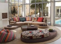 Colorful Sofas And Chairs Color Home Decor Pinterest Cozy ...
