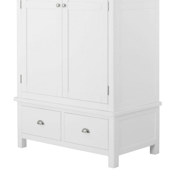 Large White Wardrobe Drawers