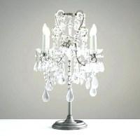Best 10+ of Mini Chandelier Table Lamps