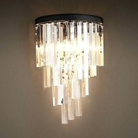 10 Best Wall Mounted Chandelier Lighting