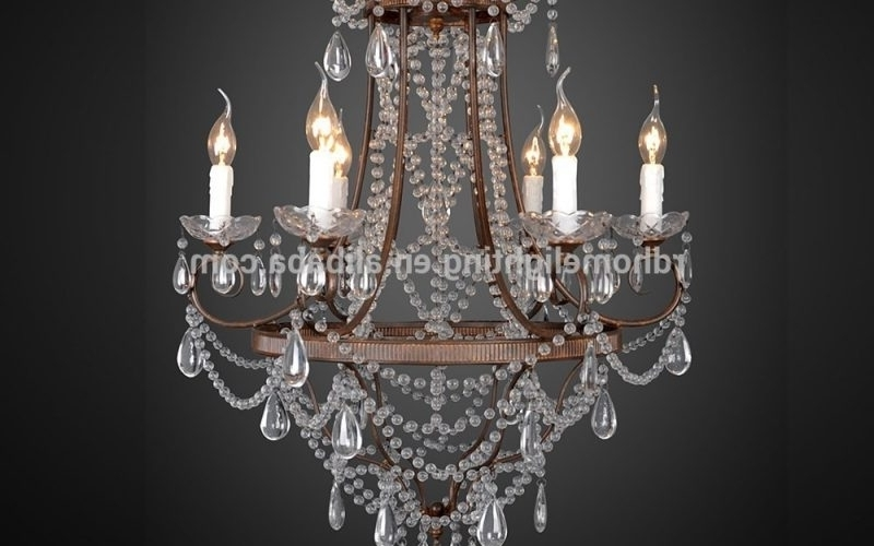 2018 Best of Wall Mounted Mini Chandeliers