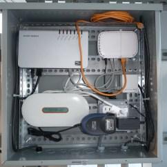 Enphase M215 Wiring Diagram 24vdc Alternator Combiner Box Grid Tie