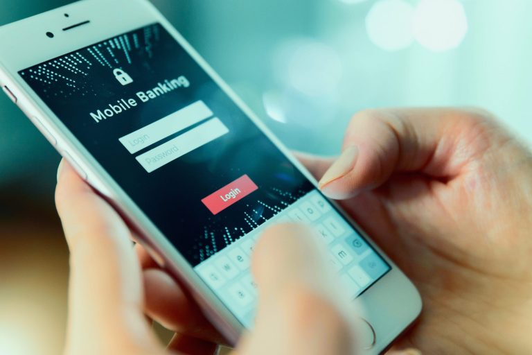 People increasing contact with banks as a result of COVID-19