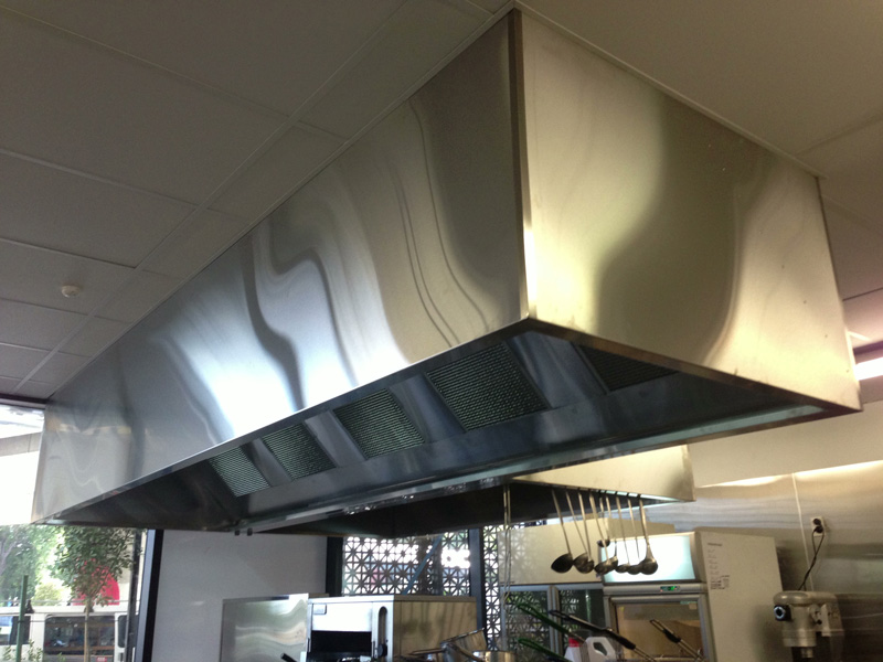 commercial kitchen exhaust system design valances ventilation - jsr refrigration hamilton