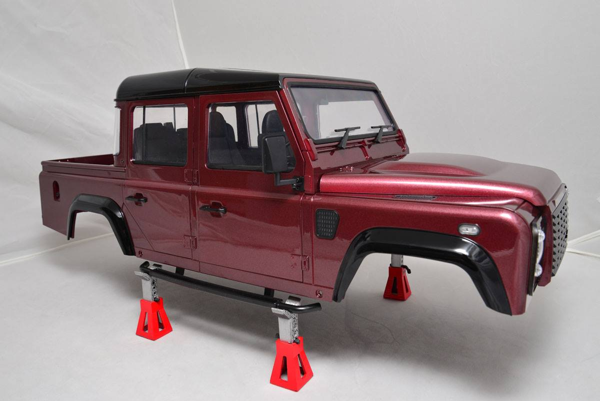 Jsscale Paintwork We Sell 1 10 4x4 Scale Bodies Accessories We Paint And Weather Scale Bodies