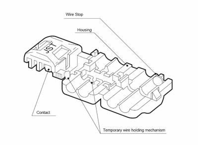 Low Voltage Splice Connector Low Voltage Connector Blocks