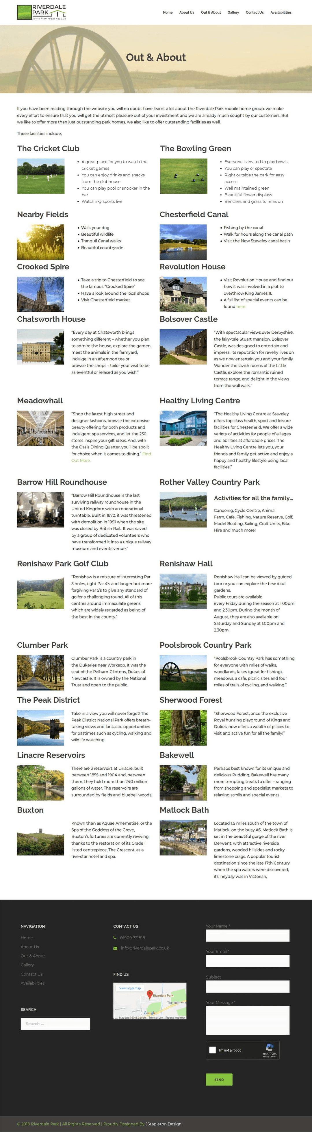 Riverdale Park Out & About