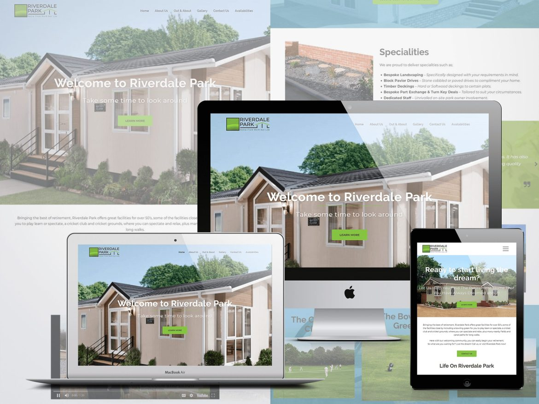 Riverdale Park Web Design