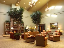 Funeral Home Interior Design - 28 Cypress Lawn