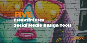 Free Social Media Design Tools Header