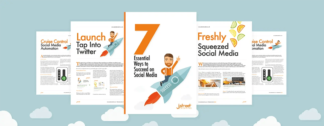 Seven Essential Ways to Succeed on Social Media main image