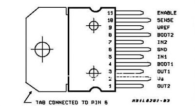 Electronics Components, MOSFETs, Motor Driver ICs, MCUs
