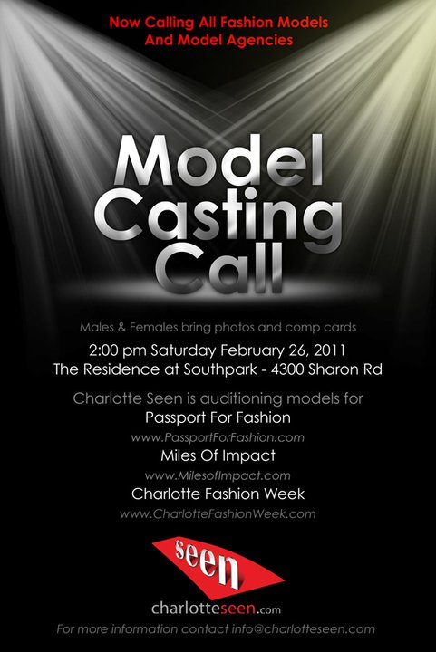 Ready To Rip The Runway Calling All Models Jsw Media Group