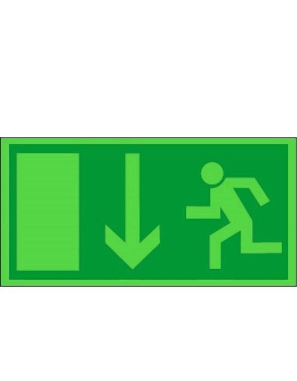 Nødudgangsskilte - flugtvejsskilte