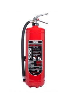 6 liter Fritureslukker - Fedtbrandslukker TOTAL frityrslukker oliebrand klasse