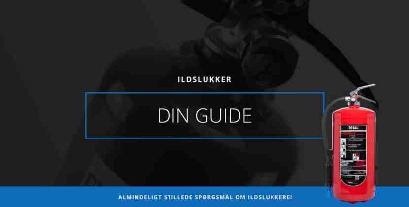 Ildslukker - din guide