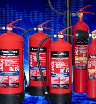 joma-fire nye ildslukkere