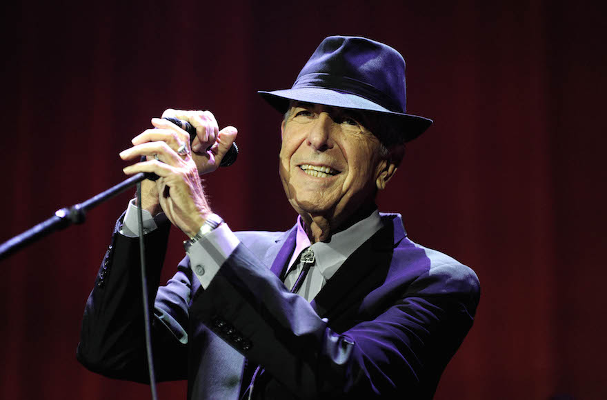 Leonard Cohen, z