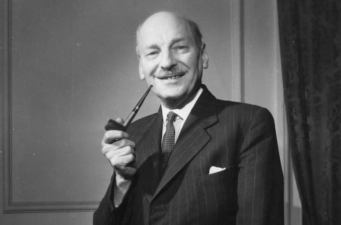 Resultado de imagen para Fotos de Clement Attlee
