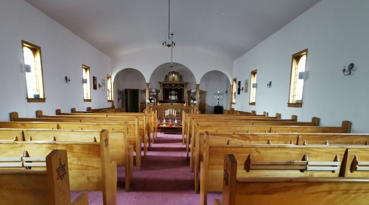 On A Jewish Tour Of Northern Ontario, Small Spaces Convey Decades Of History 5