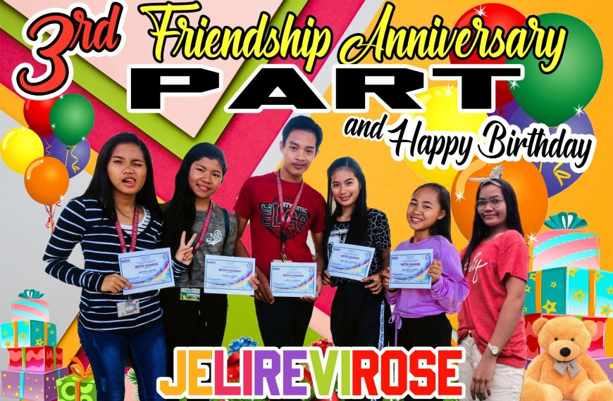 Friendship Tarpaulin Design