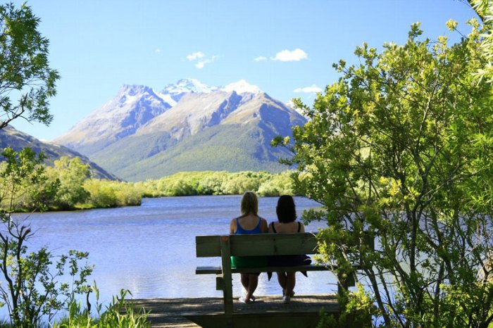 ニュージーランドの映画ロケ地、グレーノーキーの魅力