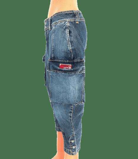 Pinocchietto jeans 2