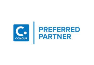 Concur Preferred Partner logo