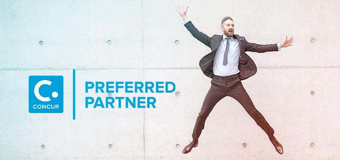 JTB Concur Preferred Partner