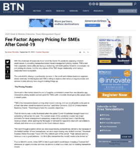 Fee Factor: Agency Pricing for SMEs After Covid-19