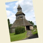 The Bell Tower Pembridge Postcard Angle - Ref L14