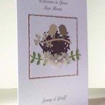 New Home Special Occasion Card Angle- Ref P183