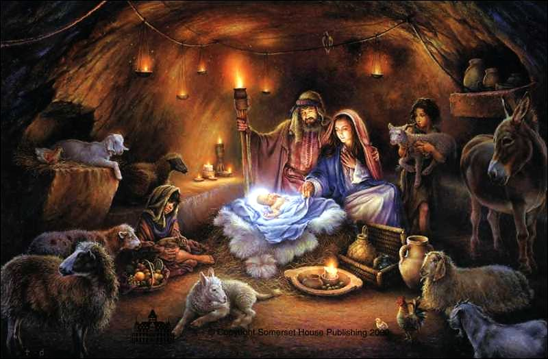 Christmas – So we can know what God is like