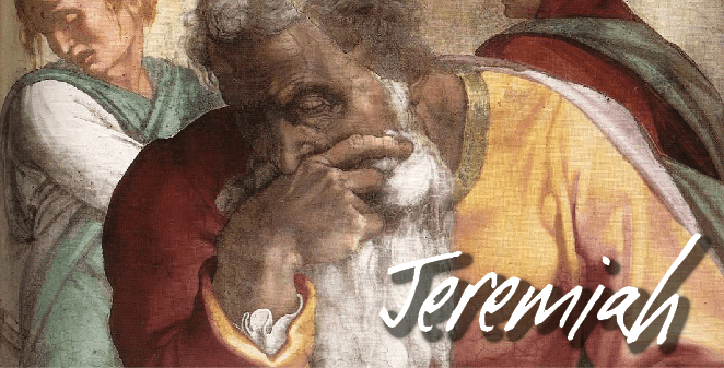 Daily Devotional Jeremiah
