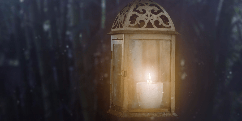 Keep your lantern shining bright