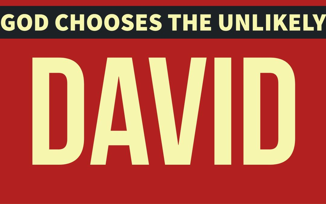 David – A moment of failure
