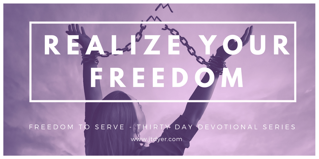 Realize Your Freedom