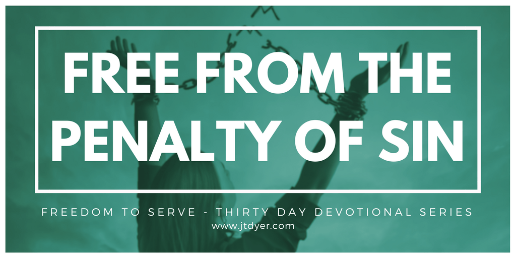 Free from the Penalty of Sin