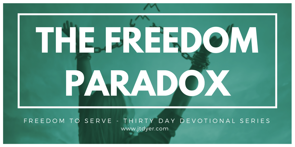 The Freedom Paradox
