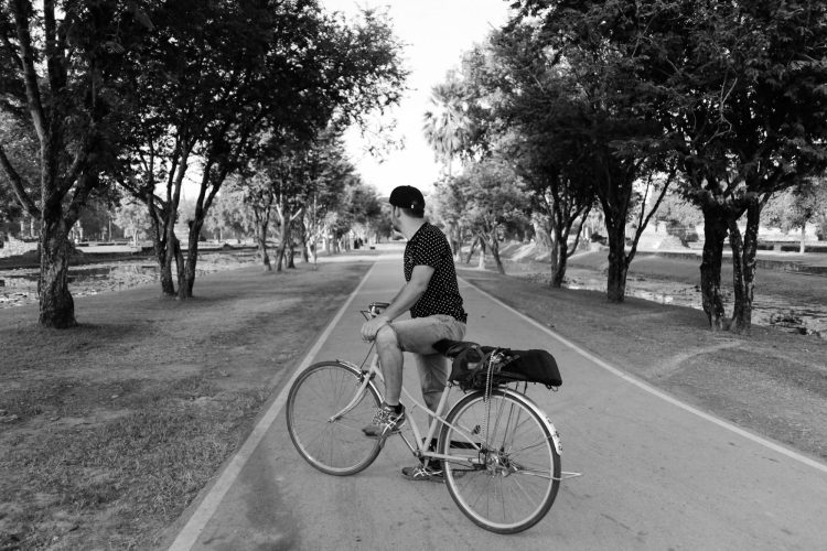 Balade vélo Sukhothai