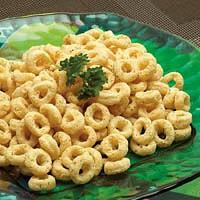 Sour Cream & Onion Crunch O's